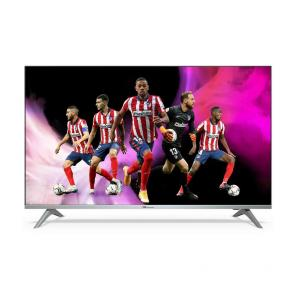 "K43DLJ12US Televisor 109,2 cm (43"") 4K Ultra HD Smart TV Wifi Negro, Plata - Imagen 1"