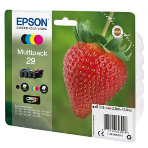 Epson Strawberry Multipack 4-colours 29 Claria Home Ink - Imagen 2