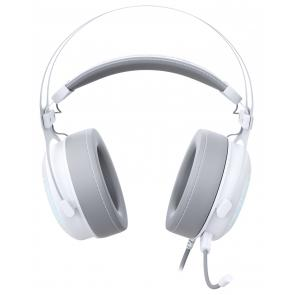 Auriculares Gaming Newskill Kimera V2 Ivory 7.1 Compatibles con PC y PS4 en Color Blanco - Imagen 1